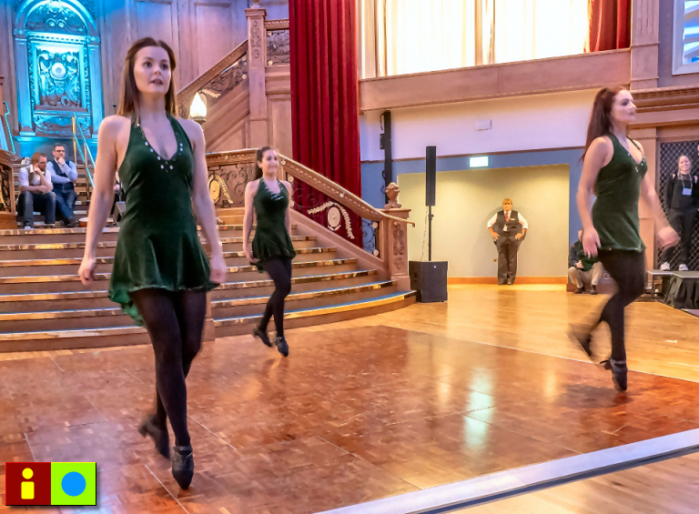 Irish Dancers IPBIS 2018